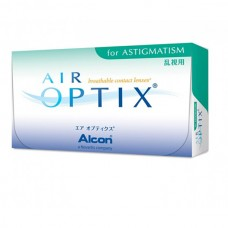 Air Optix for Astigmatism (3 линзы)