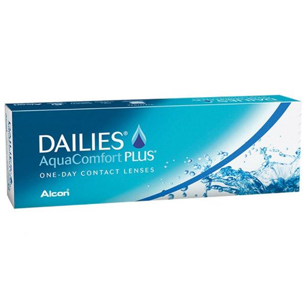 Dailies AquaComfort Plus (30 линз)
